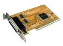 2 porty RS-232 i 1 port LPT karta PCI Low Profile